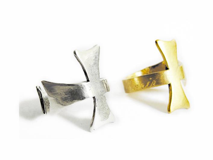Cruz gold & silver ring mod 2_chloemohe_707x530px