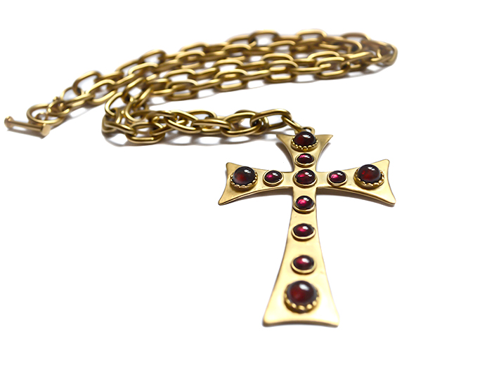 Cruz Necklace 1_Mohe